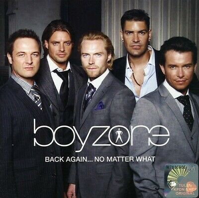 Boyzone - Back Again No Matter What-The Greatest Hits [New CD]