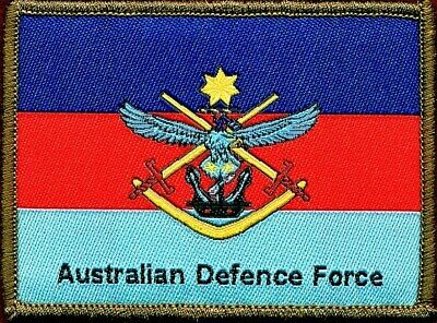 Australian Defence Force Militaria Patch Patches