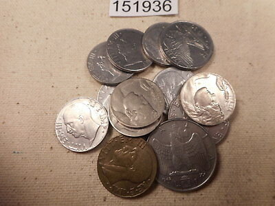Thirteen (13) Mixed Italy Two Early 1900's One 1920's Ten 1940's - # 151936