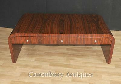 Art Deco Coffee Table Rosewood 1920s Interiors Furniture