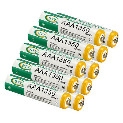 4-15pcs BTY Battery - 1.2V AA 2A 2500mAh Ni-MH rechargeable battery free ship