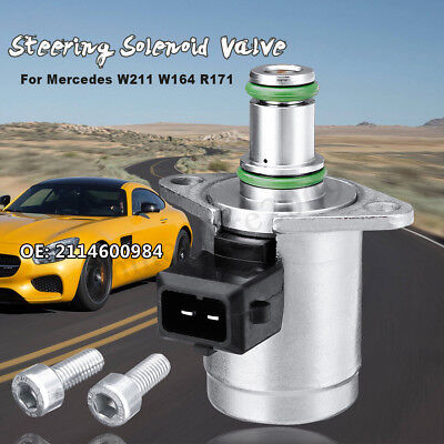 Power Steering Proportioning Valve 2114600984 For Mercedes W211 W164 R171 W219