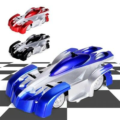 Gravity Defying RC Car Wall Climbing  Remote Control Anti Ceiling Racing Toy