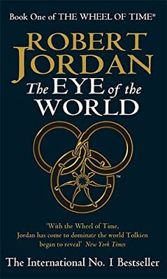 The Eye Of The World: Book 1 of the Wheel of Time: 1/12,Robert Jordan