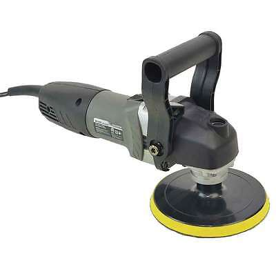 Dry Variable Speed Power Polisher/Grinder with Backer Pad (BRHD-5BP) - HD-5-R