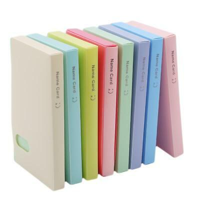 Photo Album 120 Pockets Exquisite Lomo Card Photocard Name Card ID Holder W