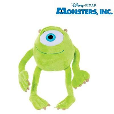 "Official Brand New 12"" Mike Monsters Inc University Mike Soft Toy Plush"