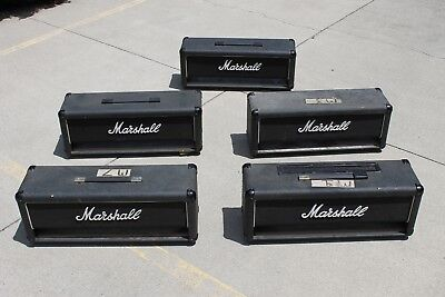 Mick Mars Owned & Used Motley Crue Marshall Amp Head Dr. Feelgood KISS Tour Sixx