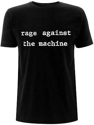 RAGE AGAINST THE MACHINE Molotov Cocktail T-SHIRT OFFICIAL MERCHANDISE