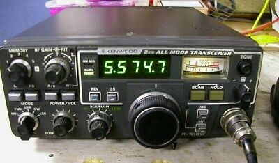 TRANSCEIVER KENWOOD  TR-9130    2m ALL MODE TRANSCEIVER