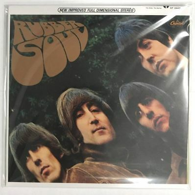 THE BEATLES - Rubber Soul CD (from the U.S. Albums box set)