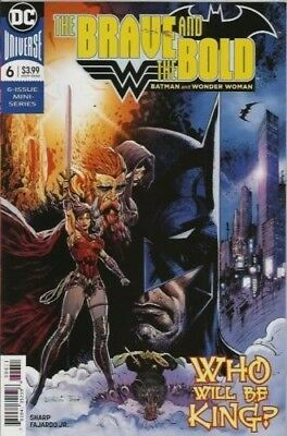 Brave And The Bold Batman And Wonder Woman #6 (NM) `18 Sharp