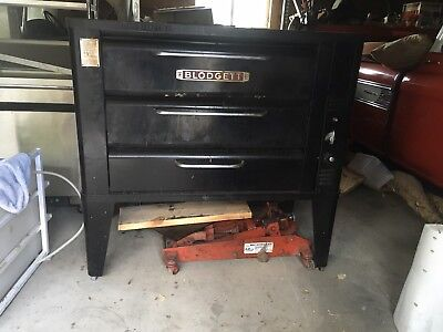 commercial gas pizza oven