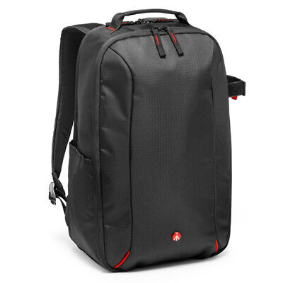 Manfrotto MB BP-E Essential Camera and Laptop Backpack for DSLR/CSC (Black)