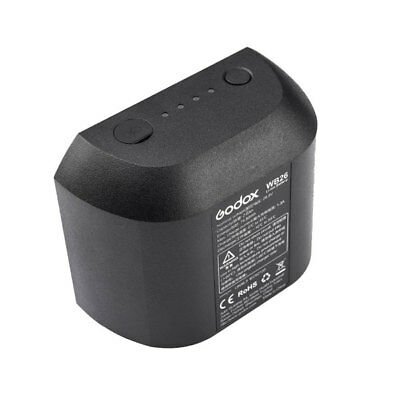 Godox WB26 Witstro Spare Rechargebale Battery for AD600 Pro (2600mAh, 28.8VDC)