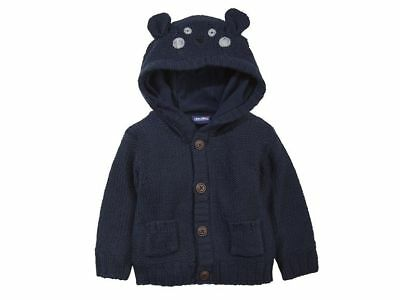 Baby jacke zopfmuster