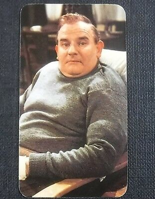 Ronnie Barker (Porridge /Two Ronnies) : 1979 TV All Stars Card by Golden Wonder