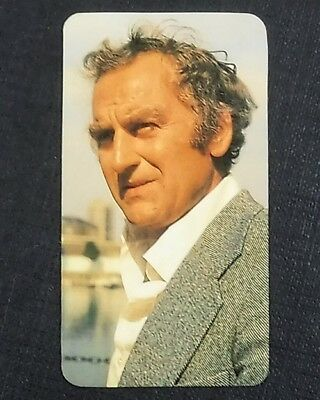 John Thaw (Morse / The Sweeney) : 1979 TV All Stars Card by Golden Wonder