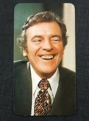 Eamonn Andrews : This is your Life : 1979 TV All Stars Card by Golden Wonder