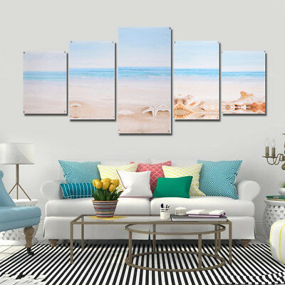 Unframed Flowers Modern Classic Art Canvas Oil Painting Print Home Wall Decor UK