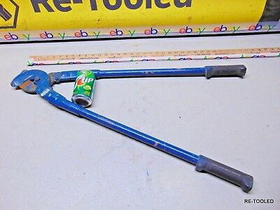 Cable Cutter, Shear Cut ,32 In KLEIN TOOLS 63045 Heavy Duty Cutters