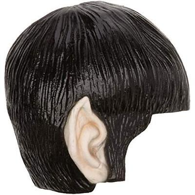 Rubie's Star Trek Classic Spock Vinyl Wig with Ears Fancy Dress One Size Fits Al