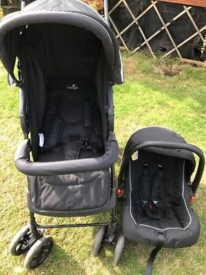 Babylo 2 In 1 With Car seat