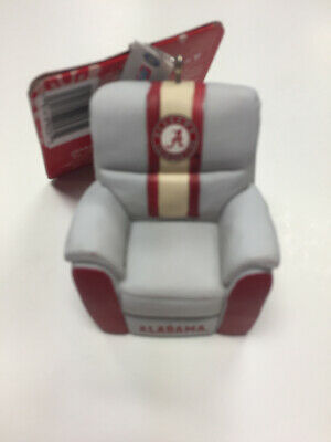 Ncaa Team Reclining Chair Ornament Choose Your