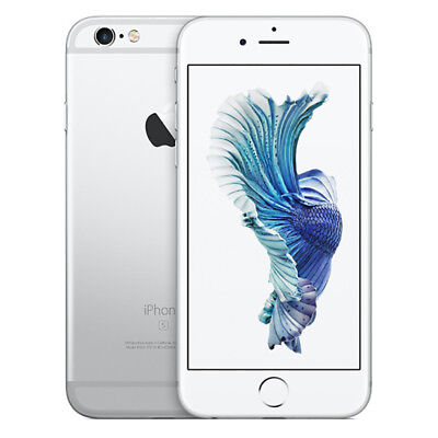 Apple Iphone 6S 32 GB Fotocamera da 12 Megapixel iOS 9, LTE SILVER  NUOVO