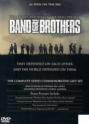 Band Of Brothers (DVD, 2002, 6-Disc Set, )