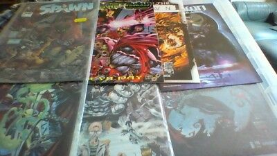 SPAWN McFarlane  Collection of EIGHT NEW ISSUES (listed below)