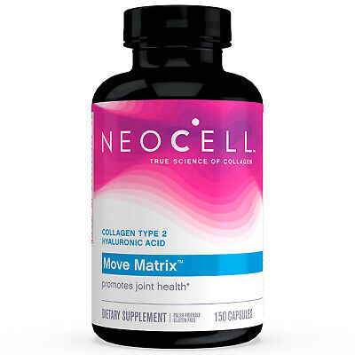 Neocell Move Matrix 150 Capsules FREE Shipping Made in USA FRESH