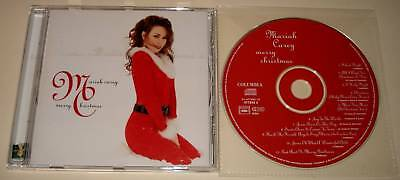 MARIAH CAREY : MERRY CHRISTMAS CD Album (1994)  Ex/Mint.