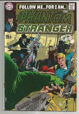 The Phantom Stranger #3 (1969) - Dc Comics