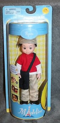 Madeline Friend Pepito Poseable Boy Doll New Face Learning Curve 2004 NIB