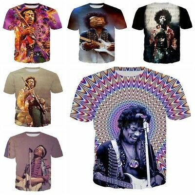 d95f4761 Bob Marley Jimi Hendrix T Shirt Parody Urban Fresh Funny Apparel Men Women  Kid.