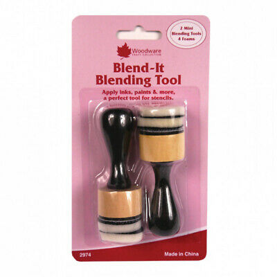 Woodware Ink Blending Tool 1 inch Round