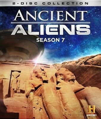 ANCIENT ALIENS SEASON 7 New Sealed Blu-ray History Channel