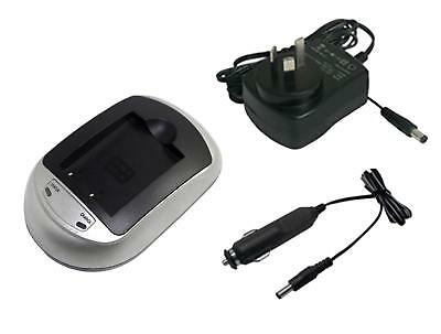 Charger for FUJIFILM NP-W126 BC-W126 FinePix HS30 X-A1
