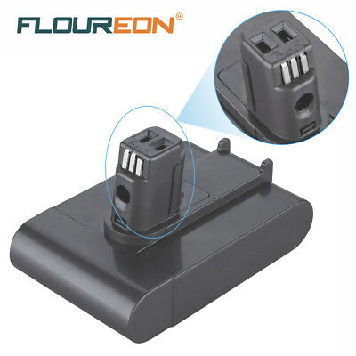 FLOUREON 22.2V 3000mAh DC31 Pack 6-Cell For Dyson DC31 DC34 DC35 Vacuum Cleaner