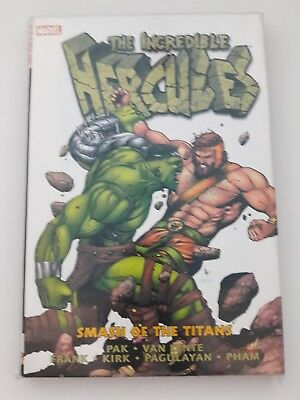 Marvel Comic's - The Incredible Hercules - Smash of the Titans