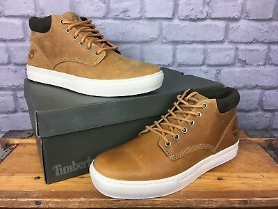 huge discount dd693 fc919 TIMBERLAND MENS UK 8.5 Eu 43 Natural Adventure 2.0 Cupsole Nubuck Boots Rrp  £125