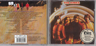 THE KINKS -The Kinks Are The Village Green Preservation Society- CD Essential