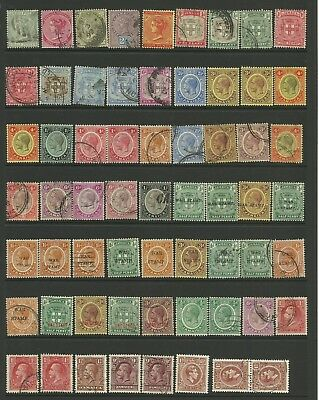 Jamaica, Selection of Mounted Mint/Mint & used Odd stamps.