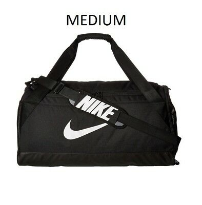 Nike Brasilia MEDIUM Duffel Bag - NEW WITH TAG + FREE SHIPPING