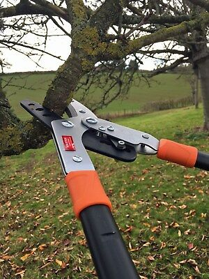 Telescopic Ratchet Anvil Pruner,lopper Pruners, Branch Cutters,garden Pruning