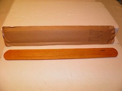 """Vintage (1952 ) Parachute Rigger Packing Paddle Wood ( Air Force ) 16"""" Long"""
