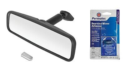 Genuine Ford OEM F0TZ-17700-A Rearview Mirror & Windhshield Mounting Bracket