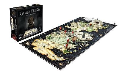Game of Thrones 4D Westeros Cityscape Jigsaw Puzzle 1400 Piece 4D HBO Jigsaw