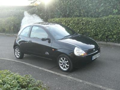 FORD KA 1.3 Zetec Climate 2008 (08) VERY CLEAN 75,000 MILES LEATHER, AIR CON